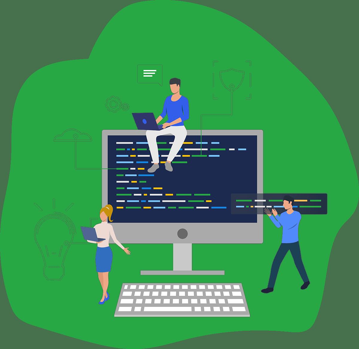 Webentwicklung Wordpress und andere